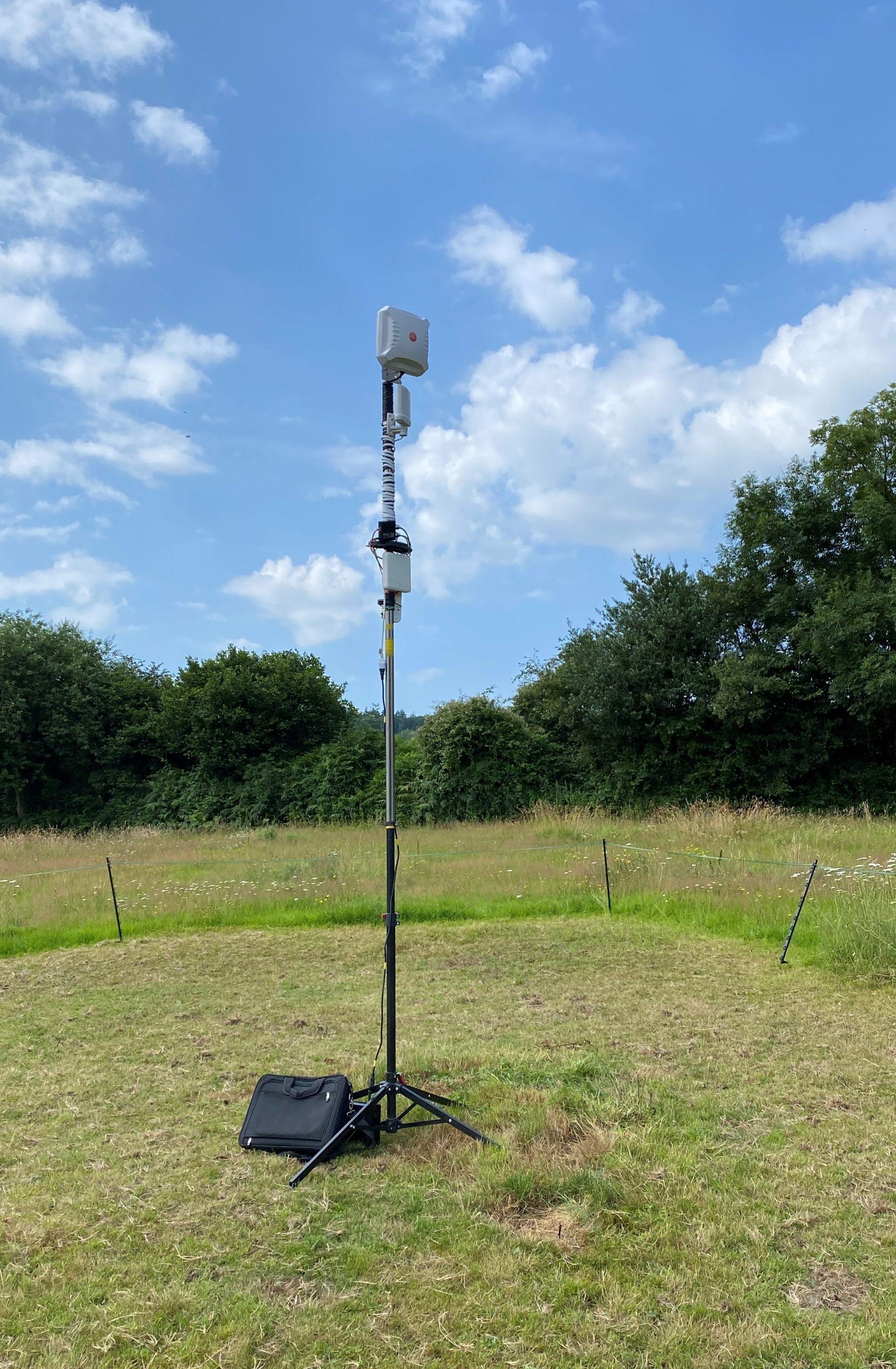 ACITC Survey Mast