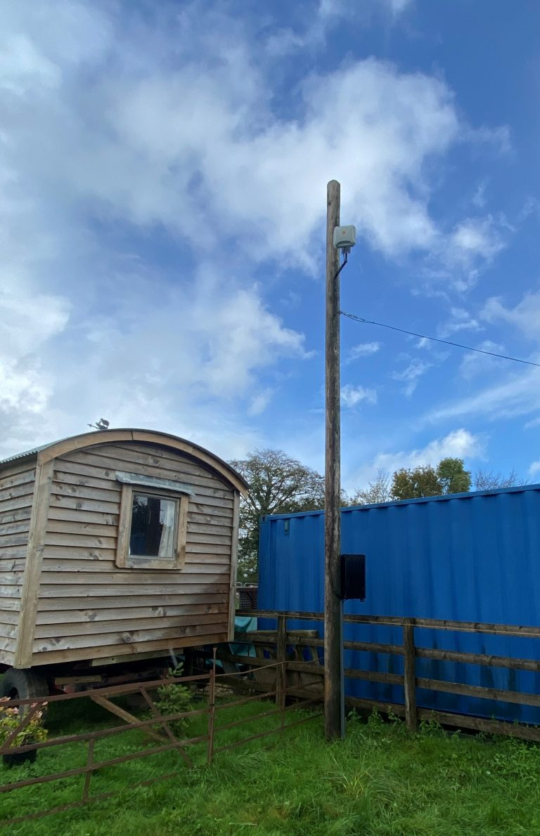 Telegraph Pole LTE ACITC