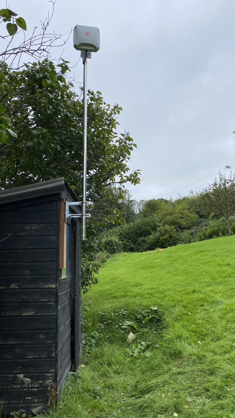 Rural LTE Poyntng 40Mbps ACITC